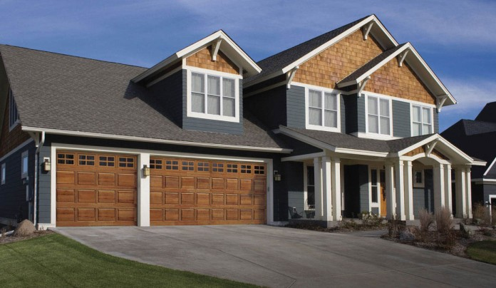 Classic Wood Collection Garage Doors