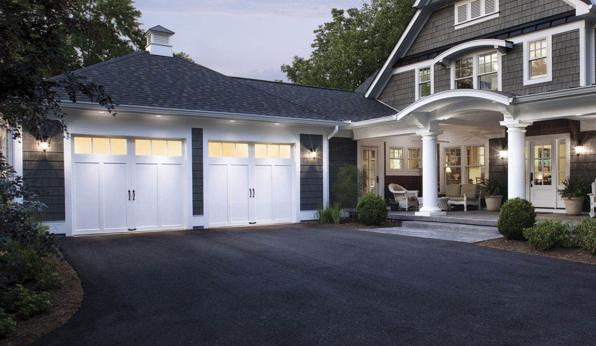 Coachman Collection Garage Doors