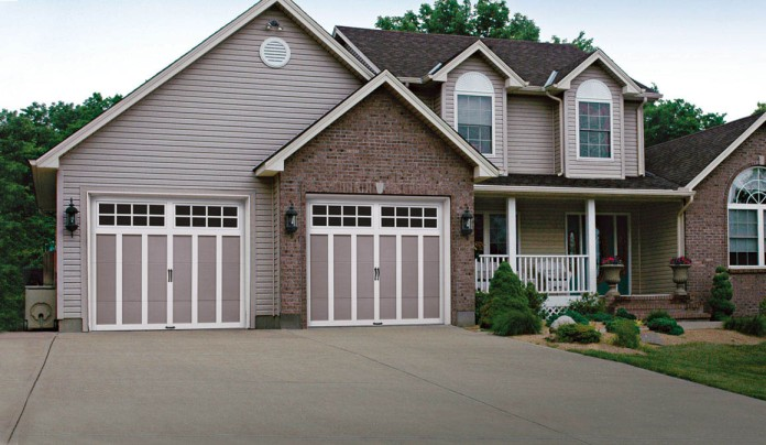 Grand Harbor Collection Garage Doors