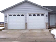 Insulated Garage Doors with Windows